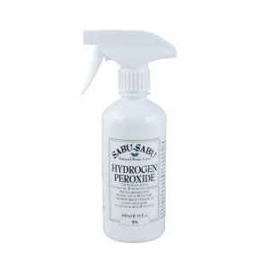 Hydrogen Peroxide 3% for Home Cleaning