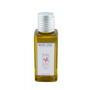 Baby Bath & Body Oil