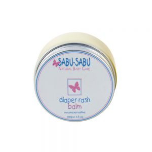 Baby Diaper Rash Balm