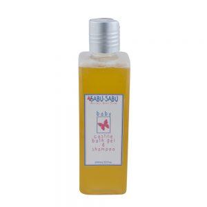 Baby Castile Bath Gel & Shampoo