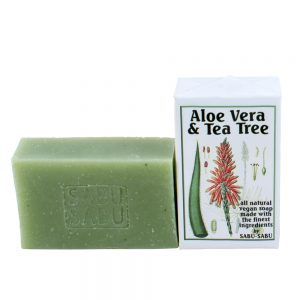 Aloe Vera & Tea Tree Soap Bar