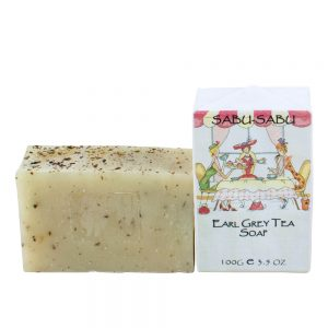 Earl Grey Tea Soap Bar