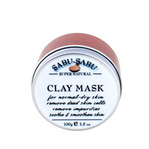 Face & Body Clay Mask for Normal-Dry Skin