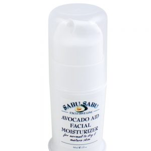 Avocado Aid Facial Moisturizer for Normal, Dry & Mature Skin