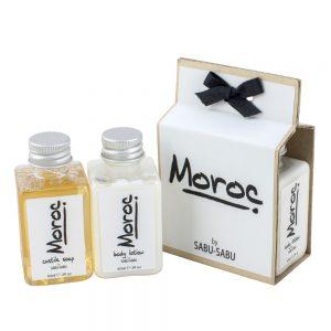 Moroc Castile Soap & Body Lotion Gift Set
