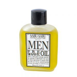 Men's Pre-Shave Oil
